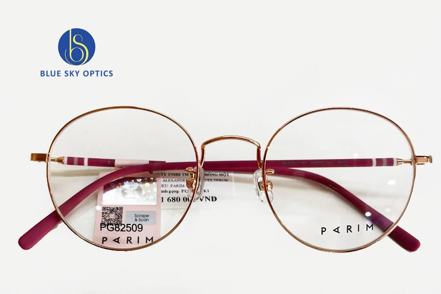 Kính Gọng PARIM PG82509_K1